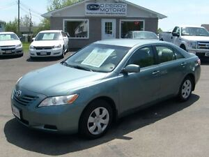 2009 Toyota Camry LE Heated Leather Seats Air Cruise PW PL