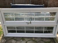 £100 - Patio French Doors, 1180 x 2140mm Doors taken out for new build. Good Condition