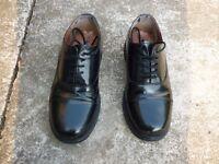 Cadet shoes, size 6