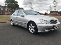 Mercedes-Benz C Class 2001 Silver - Low Mileage