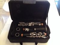 SMS Academy Clarinet £50 ONO. Suit beginner. Excellent condition. With case and strap.