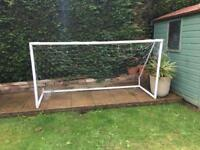 Football goal post 8x4 ft