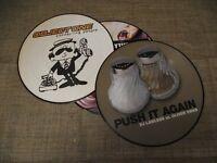 Vinyl Records Dance Etc 70 Plus Picture Discs Included