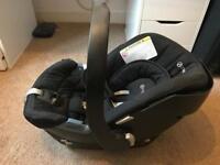 Cybex Aton baby car seat