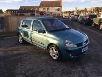 Simply excellent - Renault Clio 1.2 Dynamique 5 dr - New MOT - Complete history - Just serviced -