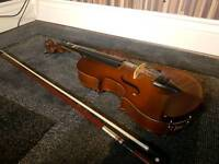 Stentor violin with hardcase