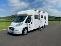 2009 AUTOCRUISE OAKMONT 4 BERTH FIXED BED MOTORHOME WITH ONLY 27K MILES ANDERSON MOTORHOME SALES