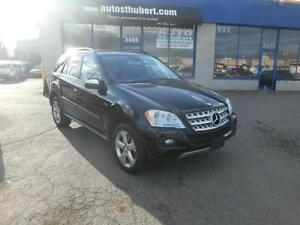 MERCEDES BENZ ML320 BLUETEC AWD 2009 **SEULEMENT 137 000 KM**
