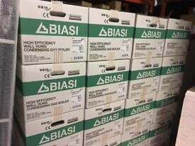 Biasi combi boilers 24kw & 28kw