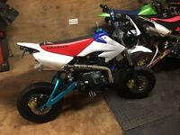 Pit bike 125 64reg road legal
