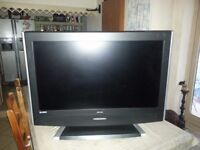 Bush 37 Inch 1080 Flat Screen LCD HDMI TV (Spares or Repair) (26#)