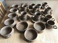 Vintage Barbara Davidson Pottery Collection