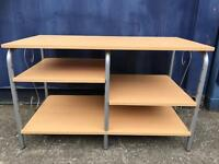 Low modern shelving unit or Tv stand FREE DELIVERY PLYMOUTH AREA