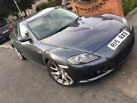 VERY CHEAP Quicksale LIMITED EDITION Mazda RX8 40th anniversary LOW MILEAGE