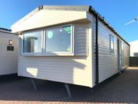 Brand New Willerby Mistral Holiday Home, Static Caravans Skegness, Ingoldmells, 2018 Site Fees Inc.