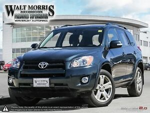 2012 Toyota RAV 4 SPORT  AWD, POWER SUNROOF