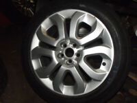 MG GS ROVER 75 MGZT ALLOY WHEELS 17 INCH WAVE FLAME DESIGN UNDER HALF PRICE ALSO ODD ONES FOR SPARES