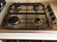 Gas Hob REDUCED PRICE QUICK SALE NEEDED NOW