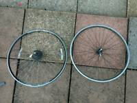 Bike wheel set 700c