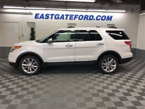 2013 Ford Explorer Limited/302A/ Moonroof, 20, Navi