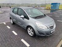 Vauxhall, MERIVA, MPV, 2013, Manual, 1398 (cc), 5 doors
