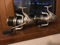 2 x Shimano Xsb10000 ultegras awesome reels !!