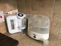 Tommee tippee perfect prep machine and steriliser