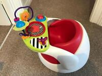 Mamas&Papas Baby Snug/Seat with Activity Tray
