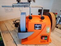 SHEPPACH TIGER 2000S WET GRINDING MACHINE AS NEW £100.00