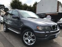BMW X5 3.0d Sport Full Service History 2 Owners 3 Keys 6 Months Warranty Recently Serviced