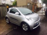 2009 Toyota IQ 59reg Air Con 70MPG Salvage Damaged Repairable Smart Fortwo iq2 aygo yaris 107 polo