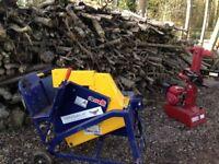 Firewood machine Oxdale cutter