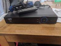 Sance CCTV set up 2tb hard drive