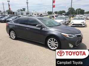 2013 Toyota Avalon XLE V6-NAV--ROOF-HEATED LEATHER