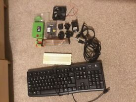 Raspberry Pi model b x2 + accesories