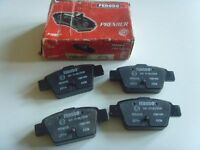 Fiat STILO BRAVO Rear Brake Pad Set