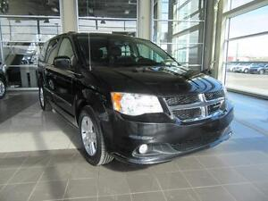 2016 Dodge Grand Caravan Crew HEATED LEATHER, HEATED STEERING...