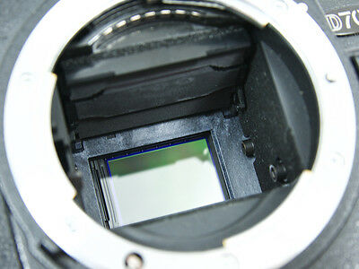 FULL SPECTRUM modified Nikon D70s DSLR UV IR Infrared converted camera body