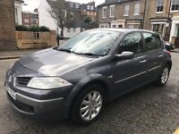 07 RENAULT MEGANE 1.6 AUTOMATIC £700*** REDUCED TO CLEAR ***