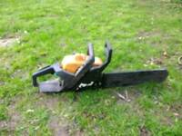 McCat chain saw. Lowered price !!!