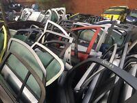 Vauxhall Zafira front & rear doors