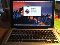 Super Apple Macbook Pro 13, 2011/2012, i5 Processor, NEW SSD HDD, Full Tested, New Case