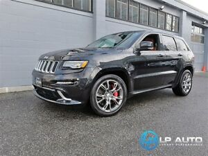 2014 Jeep Grand Cherokee SRT! Loaded! Finance and Lease Availabl