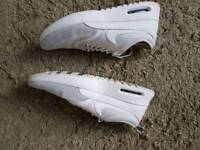 Nike air max thea ultra all white size 7