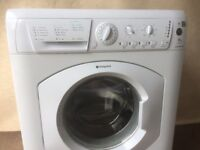 Hot point Aquarius 6 kg washing machine(delivery available)