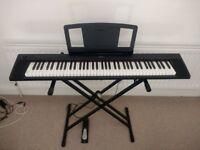 Electronic Keyboard Yamaha Piaggero NP31