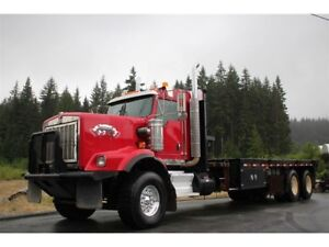 2012 Kenworth C500 Unit #4817