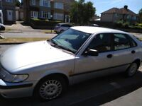 Saab 9-3, Diesel Manual, very reliable, Aircon and all electrics work, MOT Sep 2019, veg oil SVO WVO