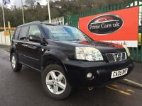 2005 05 Nissan X-Trail Suv 2.2 dCi SVE 5dr Turbo Diesel 6 Speed Manual Low Miles Fully Loaded