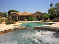 PALM SPRINGS DESERT - PRIVATE SALTWATER POOL & SPA